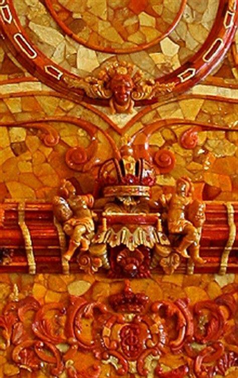 le salon dambre folio tsarkoie selo cabinet ambre