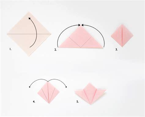 diy fleurs en origami papier japonais adeline klam cr 233 ations