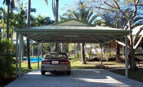 Car Ports Brisbane by Carports Brisbane Kit Gable Hip Roof