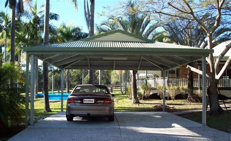 Car Ports Brisbane by Carports Brisbane Kit Gable Hip Roof Carports Carports Brisbane