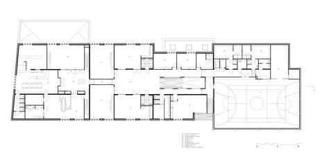 Floor Plan Layout gallery of primary school de vuurvogel grosfeld van der