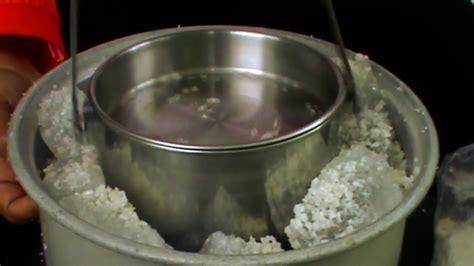 cara membuat es cream puter cara membuat es puter mudah dengan alat sederhana youtube