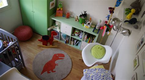 chambre dinosaure deco chambre garcon dinosaure