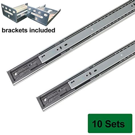 soft close drawer brackets probrico brackets included soft close full extension ball