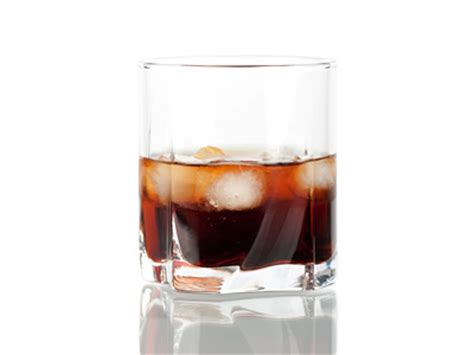 black russian cocktail black russian drink recipe original coffee flavored