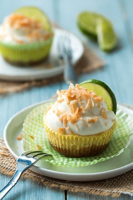 coconut key lime pie cupcakes cooking classy