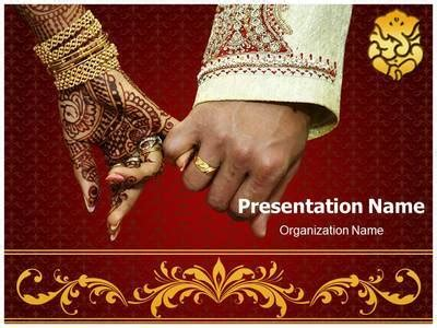 Check Out Our Professionally Designed Indian Wedding Ppt Hindu Wedding Invitation Ppt Templates Free