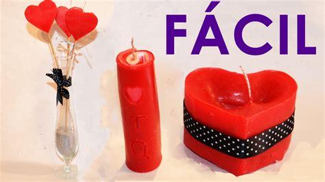 tutorial hacer velas caseras diy como hacer velas decorativas 3 ideas f 225 ciles y r 225 pidas