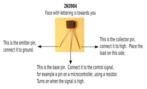 transistor datasheet how to read it using npn and pnp transistors