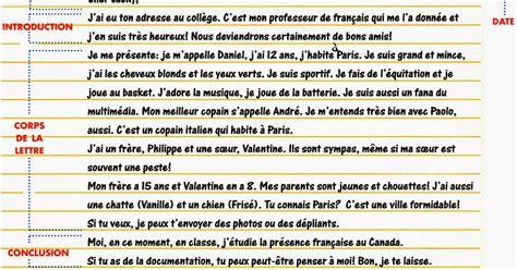 Présentation Lettre Adresse Le Fran 231 Ais Mon Amour Se Pr 233 Parer 224 L Examen 233 Crit Exemples De Lettres Et D E Mails