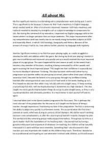 All About Essay Writing by About Me Essay Essay My Self Our Work Ayucar