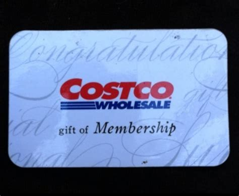 Costco Gift Card Membership - free 50 costco membership gift card gift cards listia com auctions for free stuff