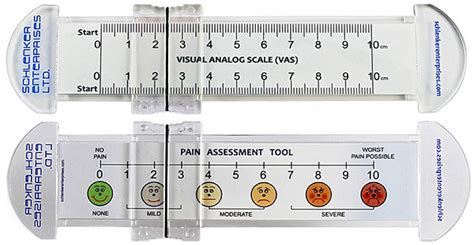 vas scale vas scale rulers 0 10 cm w slider personalized