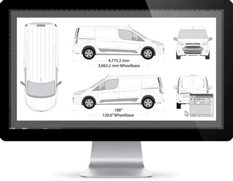 Vehicle Wrap Templates Gallery Template Design Ideas Vehicle Wrap Templates Photoshop