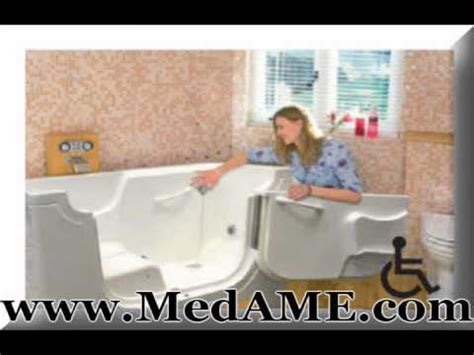 bathtub aids for seniors medical bath aids for the elderly youtube