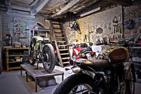 Motorrad Gang Hamburg by Die Besten 25 Motorradgarage Ideen Auf Pinterest