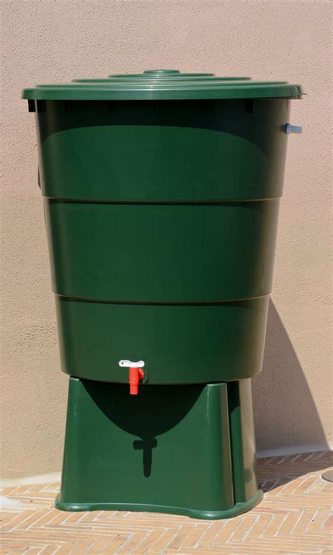 l kaufen ondis24 regentonne wassertank ecotank 300 liter g 252 nstig