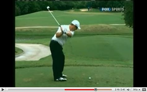 david duval golf swing 3jack golf blog analyzing david duval s swing