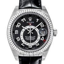 Rolex Daytona Chrono Leather Premium pre owned rolex sky dweller watches on chrono24