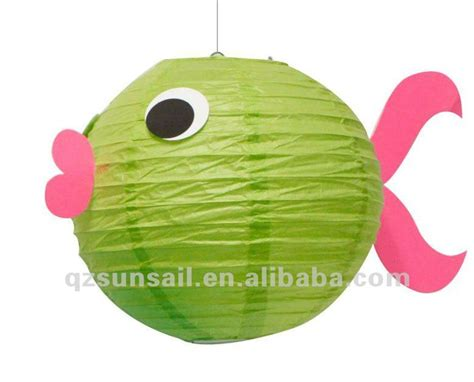 How To Make Paper Lantern Fish - diy paper lantern fish paper lantern buy paper lantern