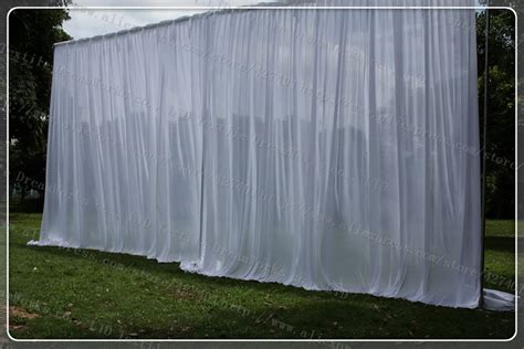 Wedding Backdrop Curtains 3x6m Wedding Backdrop Curtain Wedding Drapes Stage Backdrop For Wedding Event Banquet