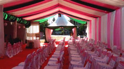 Tenda Resepsi tenda resepsi pernikahan 2 konsep pernikahan tanpa gedung prima event makassar