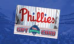 Phillies Gift Card - gift guide mlb com