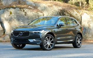 Volvo Vc60 2018 Volvo Xc60 Reviews And Rating Motor Trend