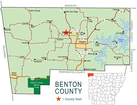 Benton County Records Benton County Images