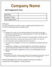 assignment of benefits form template assignment form a to z free printable sle forms