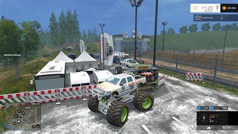 monster truck jam 2015 monster truck jam v1 0 for fs 15 mod download