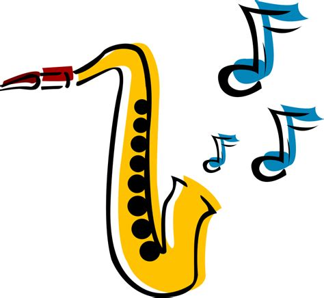 clip free saxophone clip pictures clipart panda free clipart