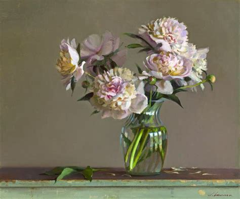 jeffrey cbell a fiori 2122 best flower paintings images on