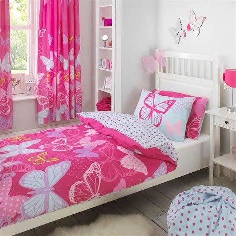 kids bedroom curtains and bedding 25 best ideas about butterfly bedding set on pinterest