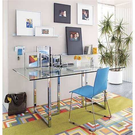 Silverado Rectangular Dining Table Silverado Chrome 72 Quot Rectangular Dining Table Chic Dining Rooms And Desks