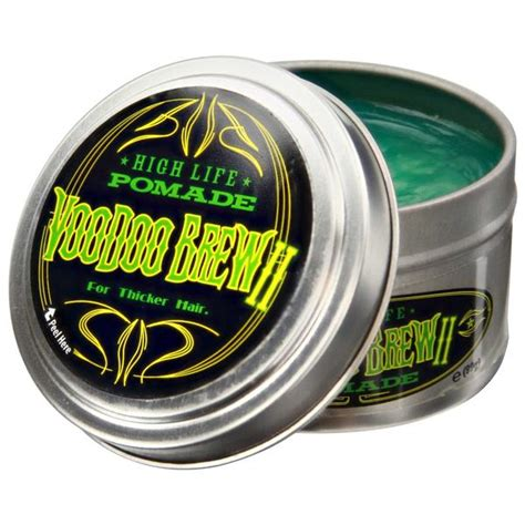 Jual Pomade Voodoo Brew high voodoo brew ii pomade strong hold base