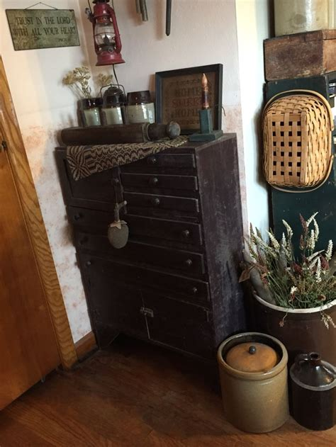 Primitive Dining Room Cabinets 17 Best Images About Primitive Dining Room On