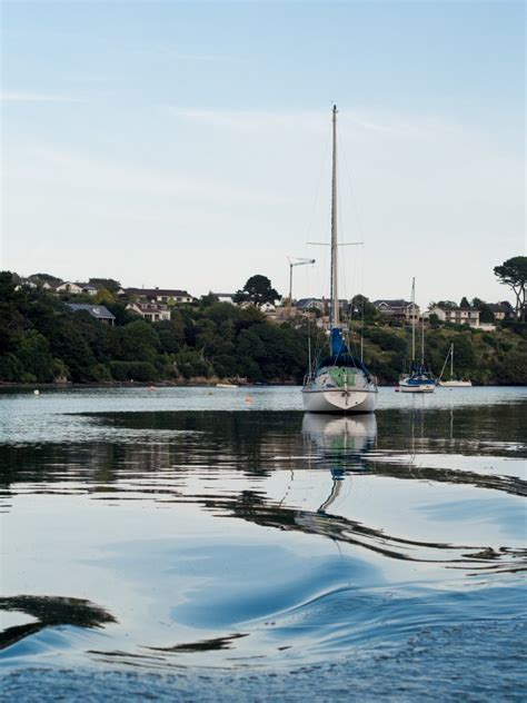 boat house falmouth summer evenings on the water the cornish life