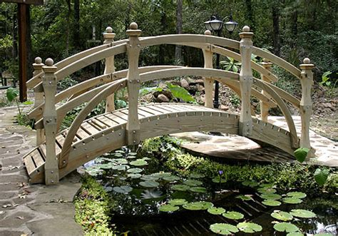 yard bridge selecting the perfect garden bridge tufudy