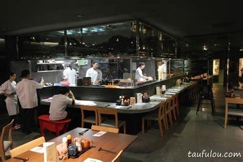 open restaurant kitchen designs deductour com open kitchen concept tonkatsu by ma maison malaysia