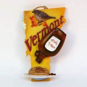 vermont christmas ornament vermont pinterest