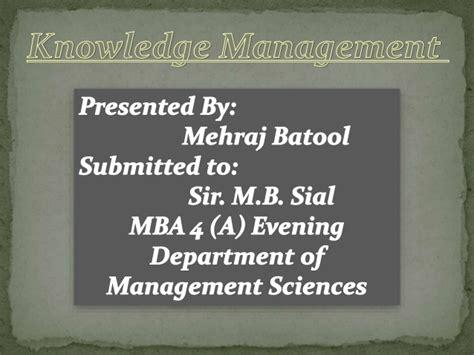 Mba Through Infosys by Study On Leadership Infosys