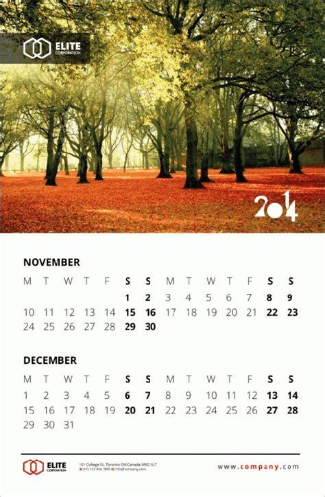 themes for calendar design 25 new year 2014 wall desk calendar designs for inspiration