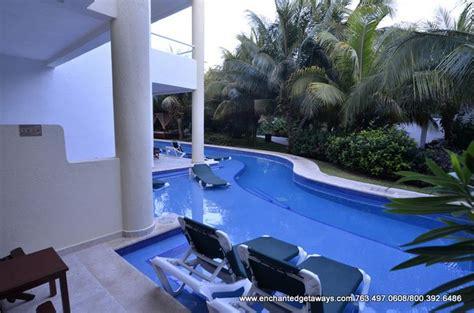 el dorado seaside suites swim up room pin by enchanted getaways on el dorado seaside suites