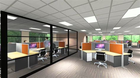 3d designer lcp360 3d design office fly through
