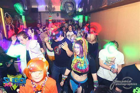 Bathroom Night Light - sugoi rave party sydney