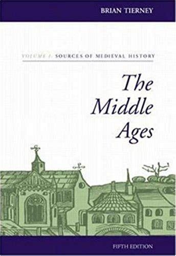 General Primary Sources Medieval And Renaissance