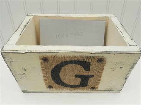 wedding reception card boxes wedding card box reception decor for mr and mrs cards burlap
