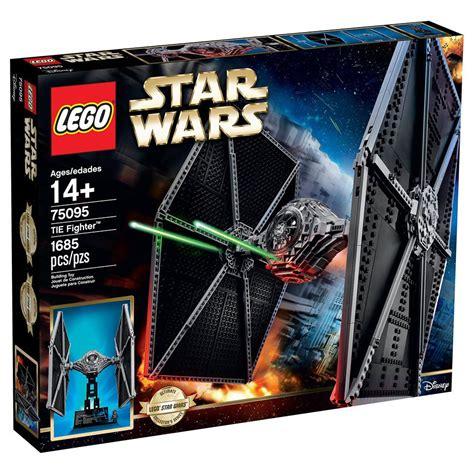 Lego Starwars Tie Fighter lego tie fighter ultimate collector series mightymega