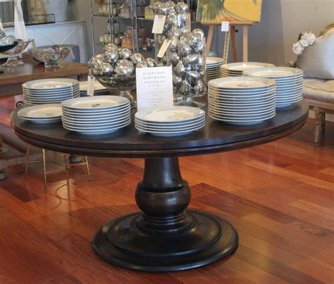 60 inch pedestal table 1000 ideas about dining tables on